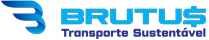 Logo Brutus Transporte Sustentável